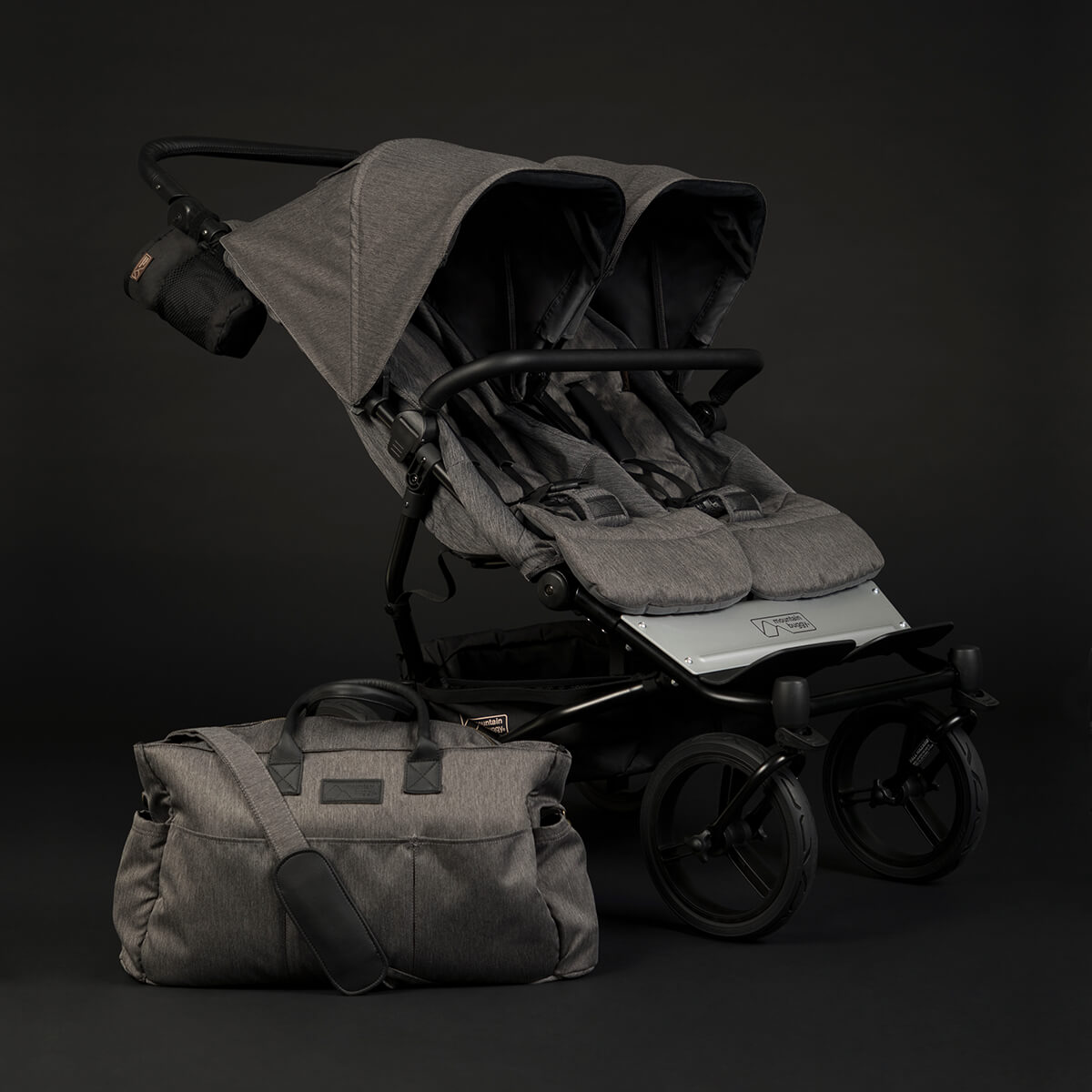 diseño Mountain Buggy luxury collection