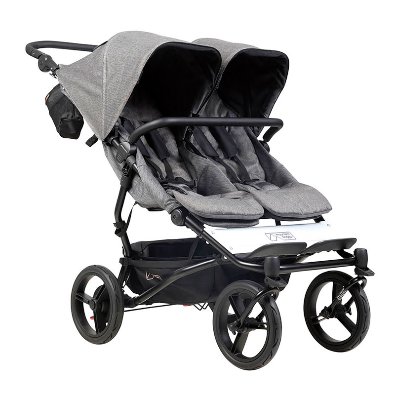 exclusiva Duet Mountain Buggy Herringbone Granada