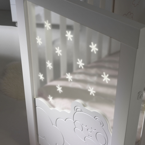 Dolce Luce panel luminoso micuna